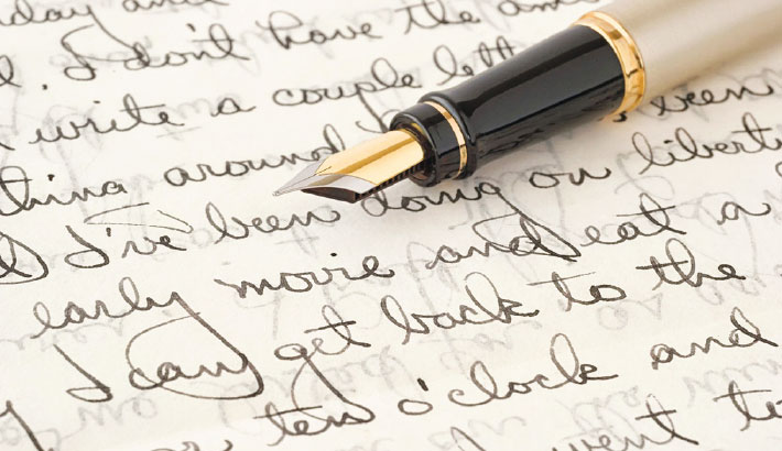 IMPROVE YOUR HANDWRITING – Write on Lined Paper Online