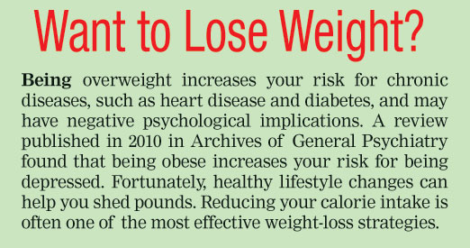 Signs of weight loss obsession image 1