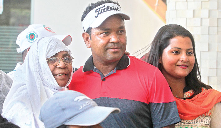 Siddikur dazzles Bashundhara Bangladesh Open with runner-up finish