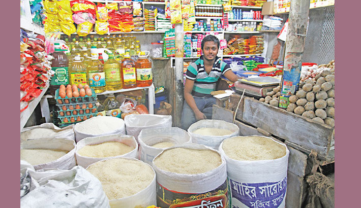 Custom report writing price hike of the essential commodities