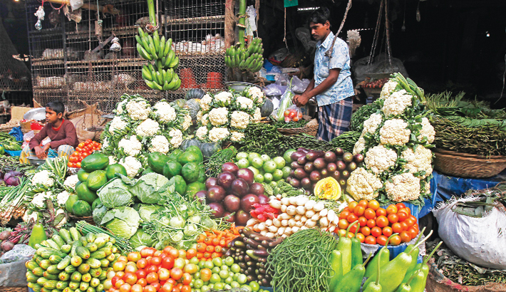 Promising fortitude of vegetables worth in Dhaka city: A supply chain analysis