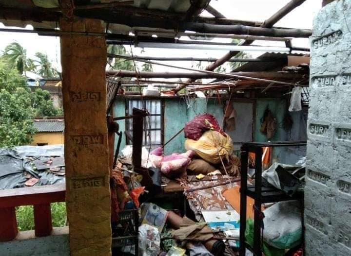 Cyclone Amphan claims 72 lives in West Bengal