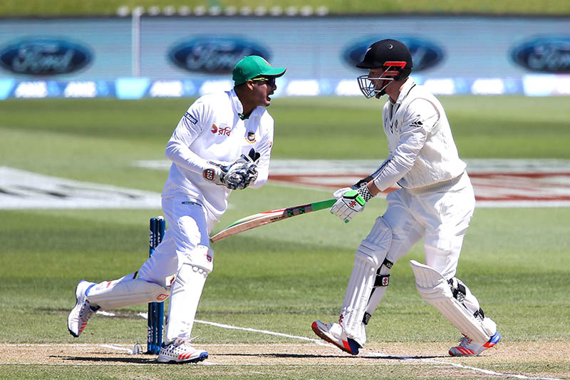 Bangladesh loses 2nd Test against New Zealand