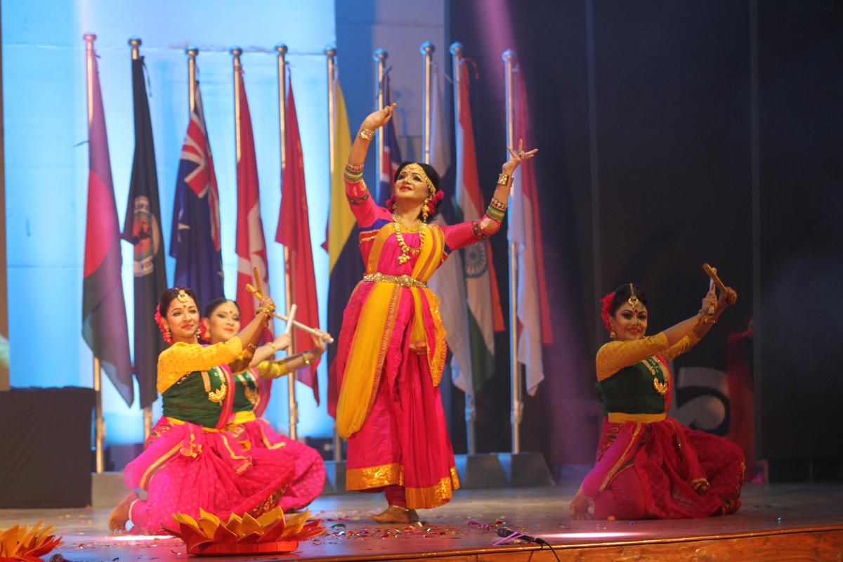 Bashundhara Bangladesh Open-2017 trophy unveiling ceremony