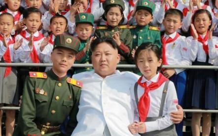 Bizarre photoshoots of North Korea's leader
