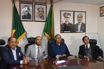 Sheikh Jamal Dhanmondi Club now under BG custody