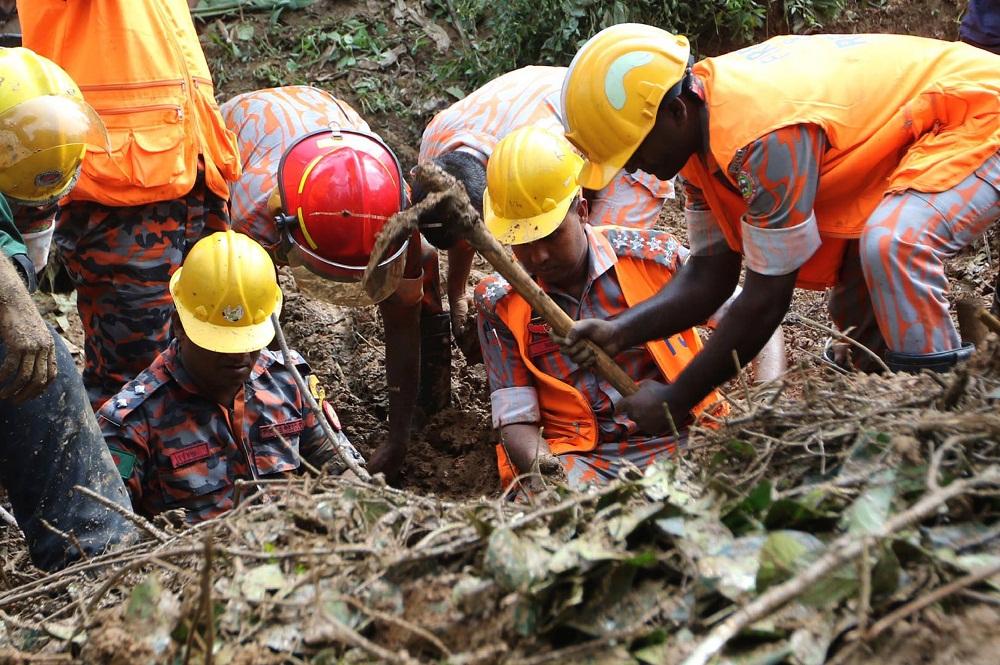 Rangamati Hilslide June 13, 2017