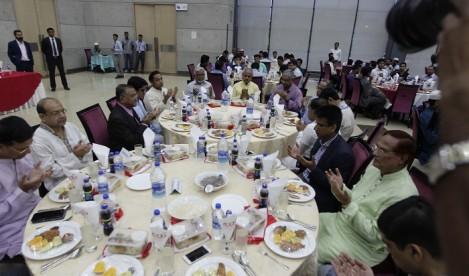 EWMGL Iftar at ICCB