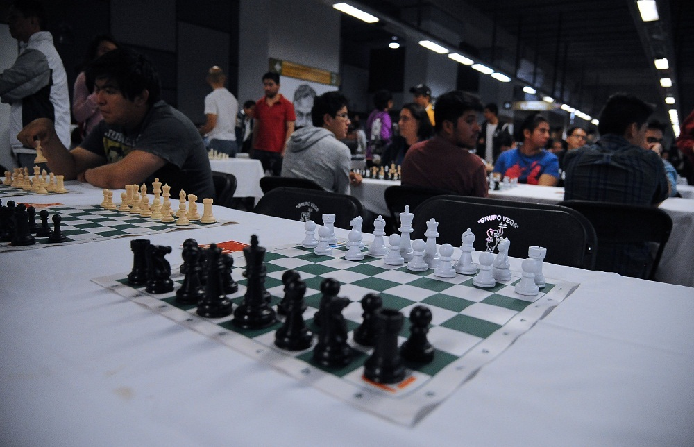 Mexico City chess tournament