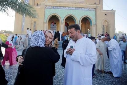 Eid around world