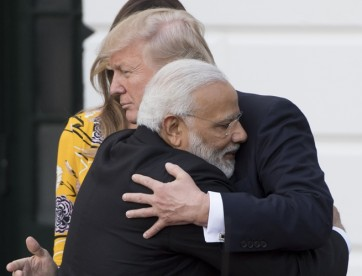 Modi USA visit