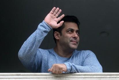 Salman Khan marks Eid-ul-Fitr