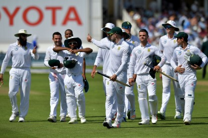 South Africa beat England in 2nd Test