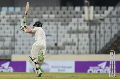 Bangladesh-Australia Test Cricket