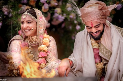 Kohli-Anushka wedding