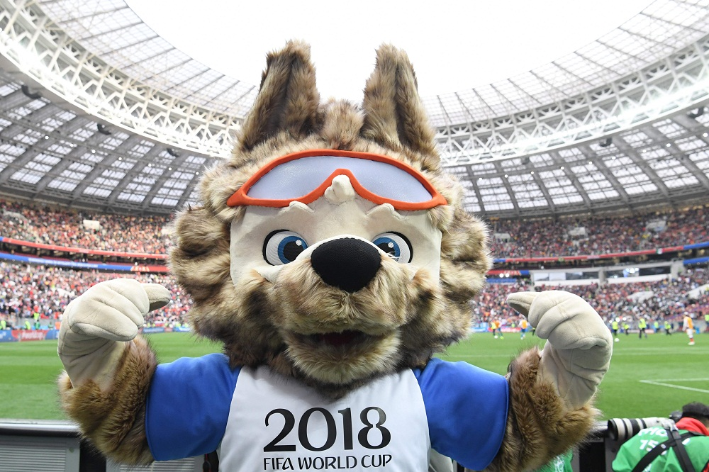 World Cup 2018 kicks off in Russia
