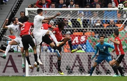 Uruguay beat Egypt