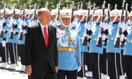 Turkish President, Tayyip Erdogan