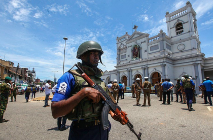 Sri Lanka's deadly attacks