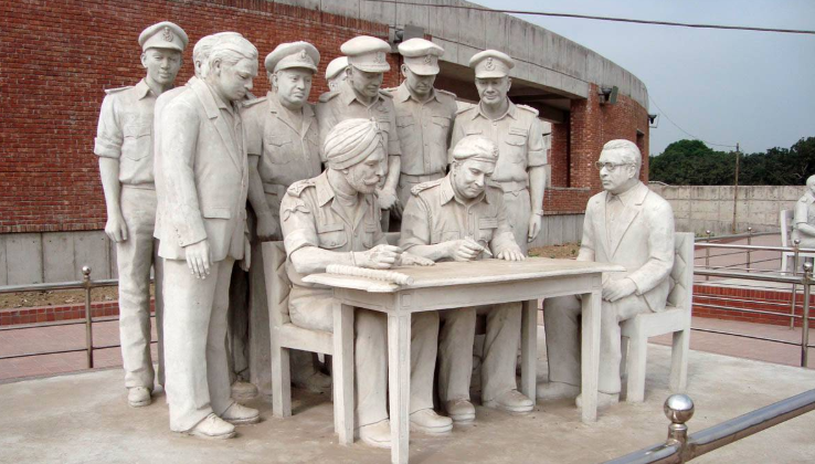 Liberation War history revived at historic Mujibnagar