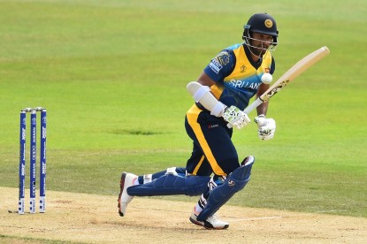 2019 Cricket World Cup warm up match between Australia and Sri Lanka