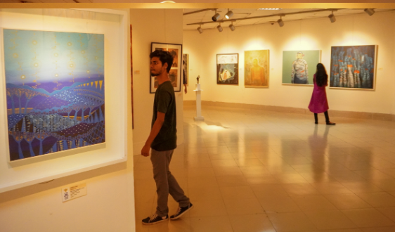 23rd National Art Exhibition
