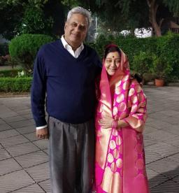 Sushma Swaraj: A Walk Down Memory Lane - NDTV