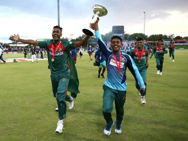 U19 World Cup Cricket champs