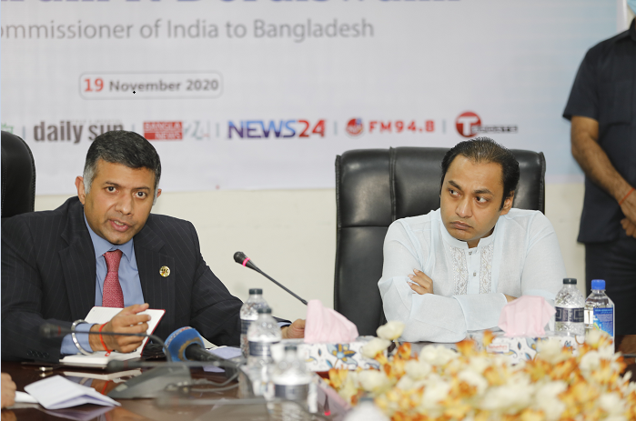 India-Bangladesh relations to be role model: Vikram Doraiswami