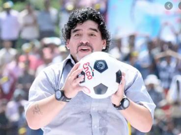 RIP Maradona!