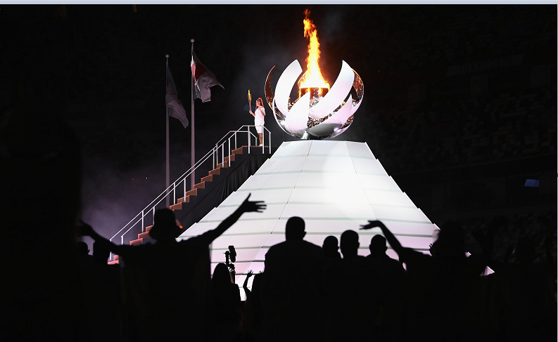 The best photos from the Tokyo Olympics
