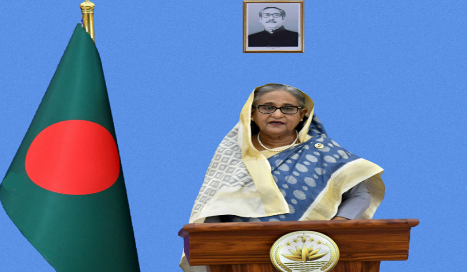 Sheikh Hasina places six proposals to make world more liveable