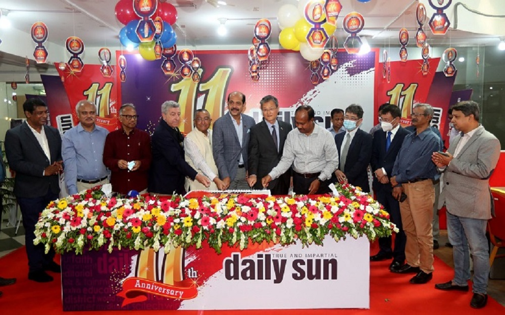 Daily Sun starts celebrating 11th anniversary of its publication