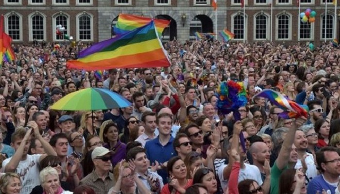 Church in Ireland needs 'reality check' after gay marriage vote