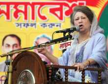 Govt killing people, accuses Khaleda