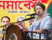 Govt killing people, accuses Khaleda
