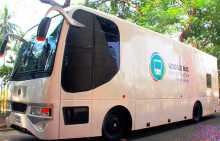 Google Bus in Bangladesh to increase internet use