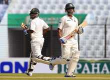 Tigers score 503 in first innings