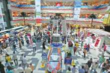 Bashundhara City: your total shopping solution