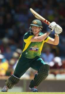 Clarke injured as Aussies win first ODI against S. Africa