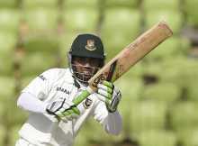 Tigers set target of 449 for Zimbabwe