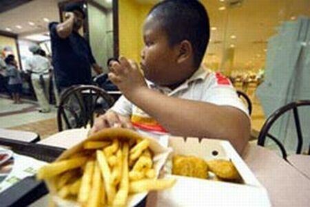 Fast food targeting black kids in US