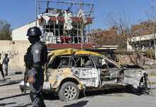 Female Afghan MP survives suicide attack, 3 dead