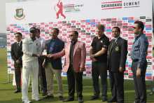 Safwan Sobhan attend prize giving ceremony
