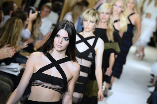 Beauty, social media power Kardashian sister to fashion fame