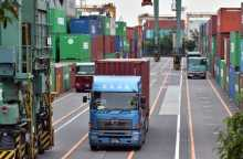 Japan trade deficit narrows 35.5% on-year in October