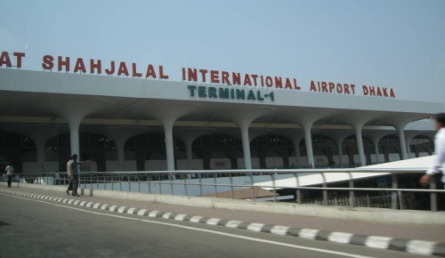 Pakistani detained with Indian Rs 1.17cr at Shahjalal