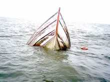 Elderly man killed in Meghna trawler capsize