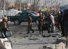 Kabul blast hits British embassy vehicle, kills five Afghans