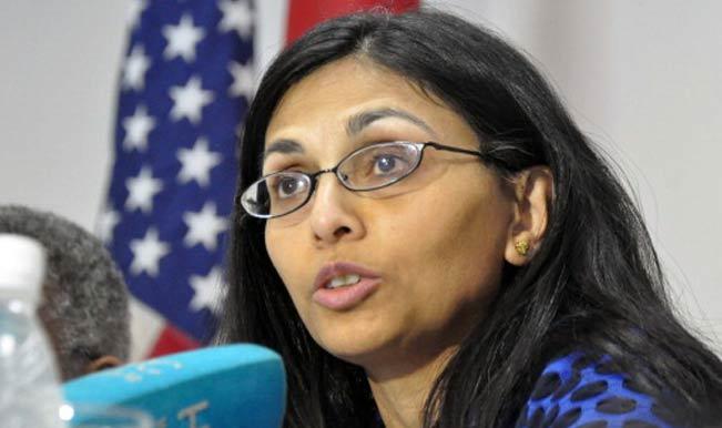 Nisha Desai to arrive Dhaka today